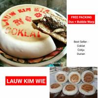Kue Bulan Mooncake Ny. Lauw (Lauw Kim Wie) Tong Jiu Pia Phia