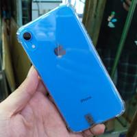 iphone XR anti crack shock case casing kesing bening