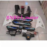 Full Body Honda Astrea grand Bulus 91 92 93 lengkap Berstriping
