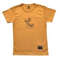 ANYWAY KAOS ANAK YELLOW 049 - Kuning, M