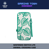 Nintendo Switch Lite Animal Crossing Case Storage Bag