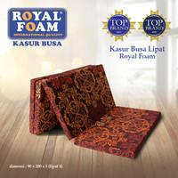 Kasur Busa Lipat Royal Foam