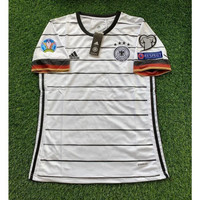 Jersey Kaos Baju Bola Jerman Home Full Patch 2020/2021 GO Big XXL 2XL