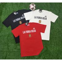 Baju Kasual Pria Tim Spanyol - XL