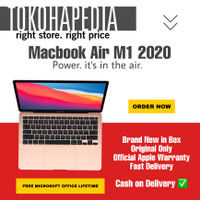 Apple MacBook Air M1 CTO 2020 16GB 256GB / 512GB / 1TB