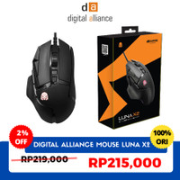 Digital Alliance Mouse Gaming Luna X2