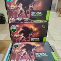 ASUS NVIDIA GeForce GTX 1050 Ti 4GB DDR5 Cerberus