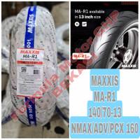 Ban Maxxis MA-R1 140/70-13 IMPORT | Ban Belakang NMAX | Ban Ring 13