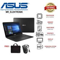 TERMURAH! Laptop Asus Intel Dual Core / Ram 4GB / Hdd 1TB