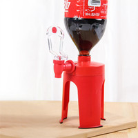 Dispenser Mini Botol Minuman Kran Soda Coca Cola Rack Coke Tiro