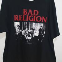 T Shirt Bad Religion - Live 1980