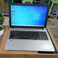 LAPTOP LEPTOP ASUS X540S HDD 500GB 15INCH SLIM MULUS GRESS SIAP PAKAI
