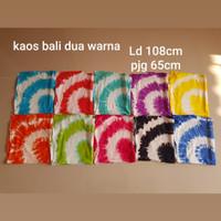 Baju Kaos Atasan Pelangi Bali /kaos bali