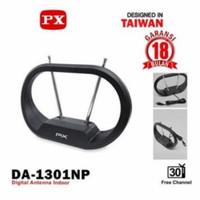 Px Antena digital indoor DA 1301NP Antena Dalam DA1301NP TV LCD LED