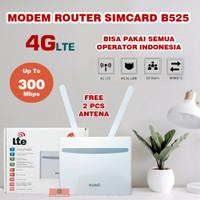 Modem Huawei B525 4G LTE Wifi Home Router UNLOCK All Operator