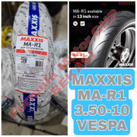 Maxxis MA-R1 3.50-10 Import | Ban Vespa Classic Tubeless