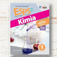 BUKU ESPS KIMIA 1 UNTUK SMA/MA KELAS X K13 REVISI