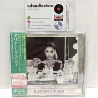 CD ARIANA GRANDE DANGEROUS WOMAN JAPAN BONUS TRACK: FOCUS