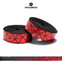 ROCKBROS BDLP Bar Tape Dropbar Roadbike - Bar Tape Sepeda - RED