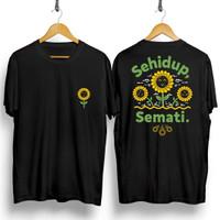 Kaos distro pria JF Matahari DB T-shirt pria Baju pria Atasan Pria