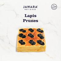Lapis Legit Prunes | Jawara Roti & Kue | 19 x 19 cm | Kue Lapis