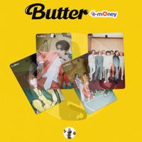 BTS Butter Emoney by handcarrybyj inspired by Tmoney Korea