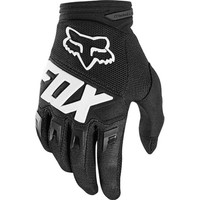 sarung tangan SEPEDA MOTOR fox dirtpaw 2017 HITAM / glove fox dirtpaw