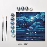 Bartega Paint by Number Kit : Nimbus