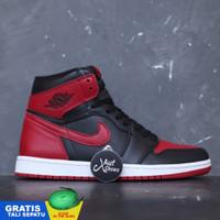 Nike air jordan 1 Retro high Banned Red