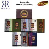 Sarung Atlas Idaman 590 Jacquard Sarung Jacquard Sarung Dewasa