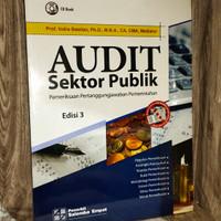 audit sektor publik pemeriksaan pertanggungjawaban pemerintah + CD