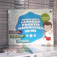Buku Bimbel - Rumus Sakti Lengkap Praktis Matematika SD/MI