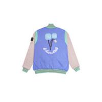 W.Essentiels Varsity Jacket Venant Collegiate Tiffany Diamond