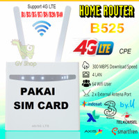 Home Router Sim Card 4G Modem B525 300Mbps LTE not HUAWEI