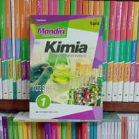 Buku Mandiri Kimia kelas 1/X SMA kurikulum 2013 Erlangga
