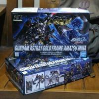 HG Gundam Bandai Astray Gold Frame Amatsu Mina