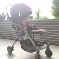 kereta dorong hadap ibu stroller babyelle baby elle 939 Avio RS Limite