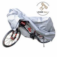 Sarung Cover Sepeda Anti Panas & Debu Cover Pelindung Sepeda Motor