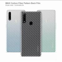 Huawei Nova 2i Antigores Belakang Carbon Black Skin Garskin