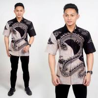 baju batik naga