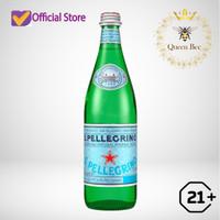 San pellegrihno sparkling water 24 botol @500 ml