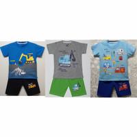 Kaos baju anak laki laki size 1 2 3 4 5 6 7 8 9 10 tahun #2287