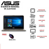 DOUBLE SSD HDD // LAPTOP ASUS X441BA AMD A4/A6/A9 WINDOWS 10