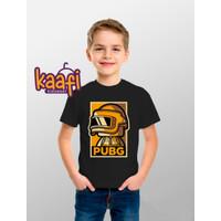Kaos Anak PUB G - PUBG Hitam, S