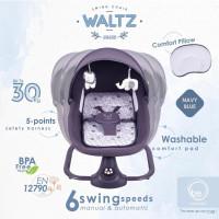 ayunan bayi elektrik Babyelle WALTZ 60688 Swing Chair