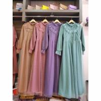 Gamis wanita/busana muslim/baju pesta /drees muslim