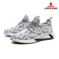 Larocking - Phantom Vol 2 Putih | Sepatu Sneakers Running Gym Shoes
