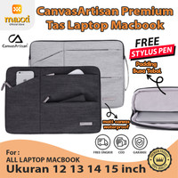Tas Pouch Sleeve Laptop Macbook Notebook Asus Acer 11 12 13 14 15 inch