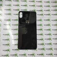 TUTUP BELAKANG BACKDOR IPHONE XS XR XS MAX BACK COVER ORIGINAL