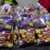 Paket Bingkisan Snack Jajanan Ulang Tahun Anak